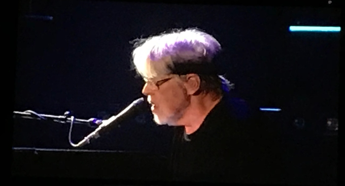 Bob Seger at the Piano, the Ford Idaho Center, Nampa, Idaho