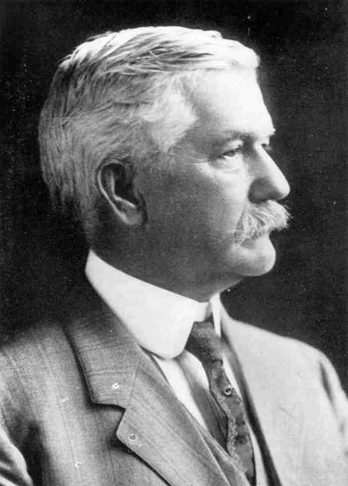 William Crawford Gorgas, Chief Sanitary Officer to the Isthmian Commission