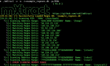 Hacking with mXtract, a dark web tool