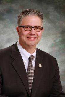 Mayor Matherly's official photo