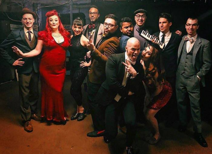 Postmodern Jukebox North American Cast