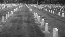 Military Section, Morris Hill Cemetery, Boise, Idaho