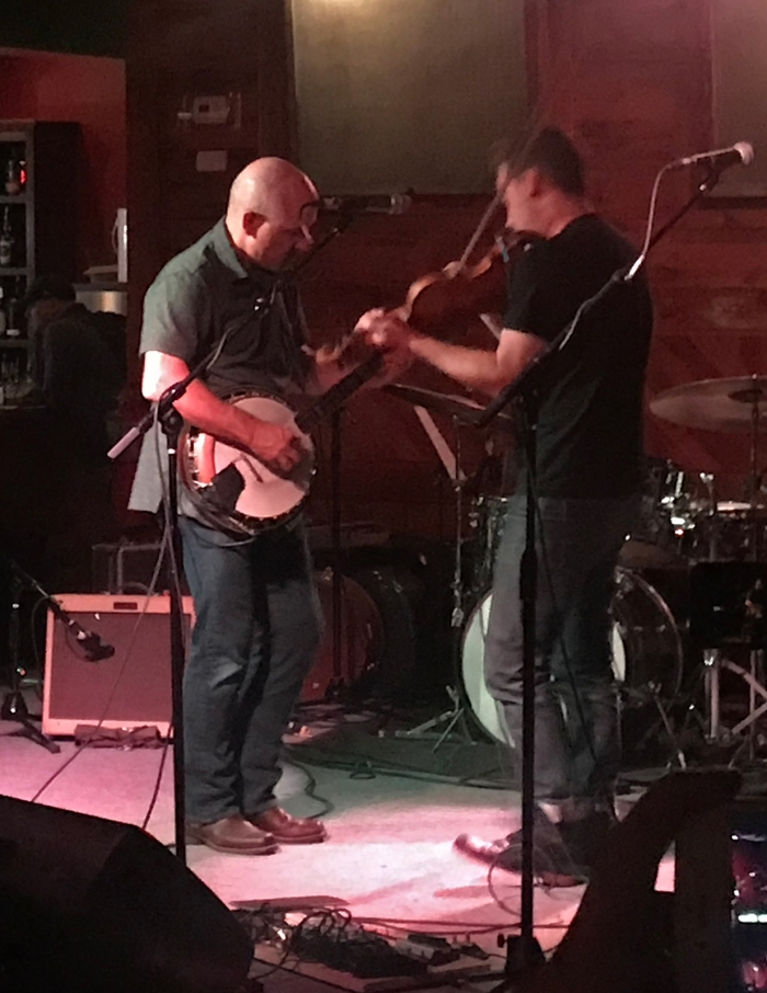 Tony Furtado and Luke Price Jamming, the Olympic, Boise, Idaho