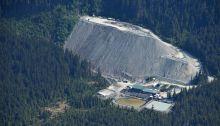 Aerial view of Kensington Mine (photo via Wikicommons)