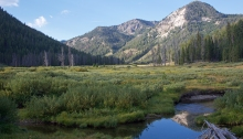 Headwaters of the main stem of the Salmon River, Idaho
