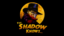 The Shadow, 1930s Radio Serial, Comic and Novels