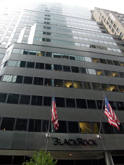 Blackrock Headquarters, New York (Photographer unknown)