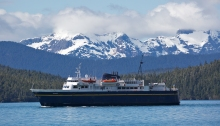 Alaska Marine Highway Ferry M/V Aurora (not presently in service)