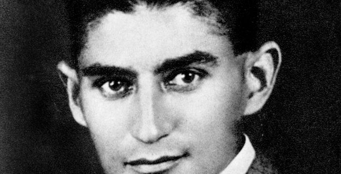 Franz Kafka, date and photographer unknown
