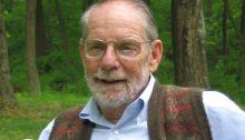 John McPhee, 2018 (Uncredited photo from Columbia Journal)