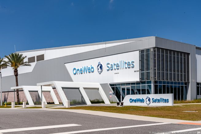 OneWeb Satellite Headquarters, a subsidiary of OneWebHoldings