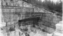 Calder Marble Quarry, 1906, photographer unknown