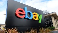 eBay Corporate Logo Photo credit: John G Mabanglo/EPA, via Shutterstock