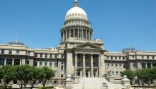 Idaho State Capitol, via Wikicommons